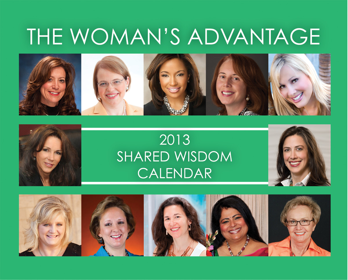 Woman in Business Calendar