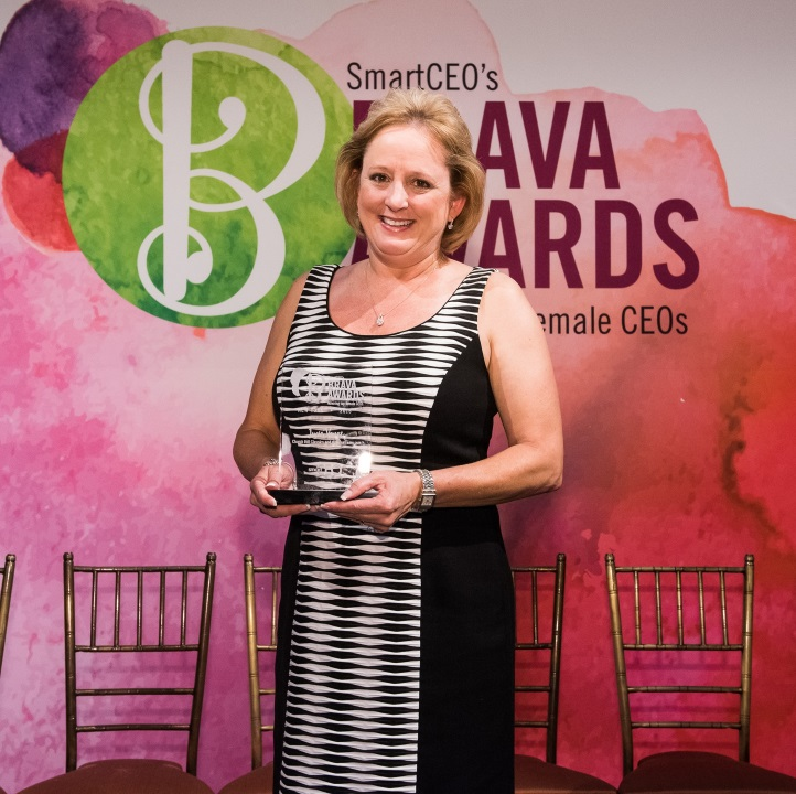 Lucie Voves 2015 Brava Award Winner