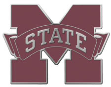 Mississippi State University Sports Logo