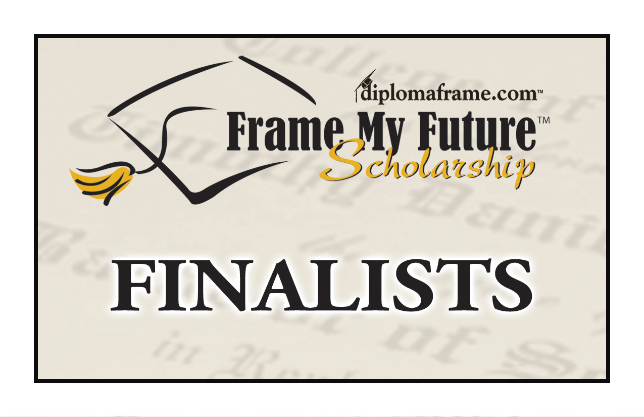 Vote for your Favorite Finalists inFrame My Future Scholarship Contest
