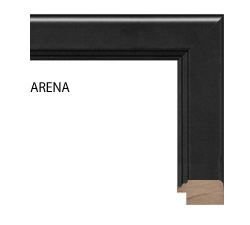Arena 100% recycled wood frame moulding