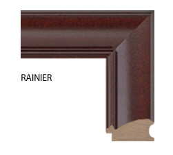 Rainier 100% recycled wood frame