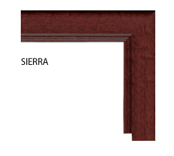 Sierra 100% recycled wood frame moulding