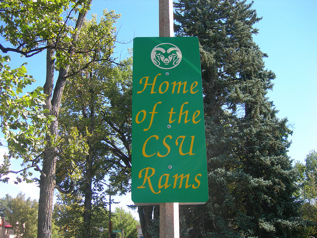 Colorado State University - Home of the Rams