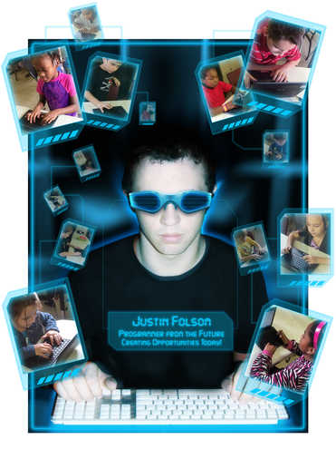 Justin Folsom - Honorable Mention - 2014 Frame My Future