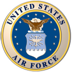 United States Air Force Certificate Frames and Gifts