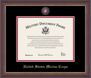 United States Marine Corps Masterpiece Medallion in Kensington Gold
