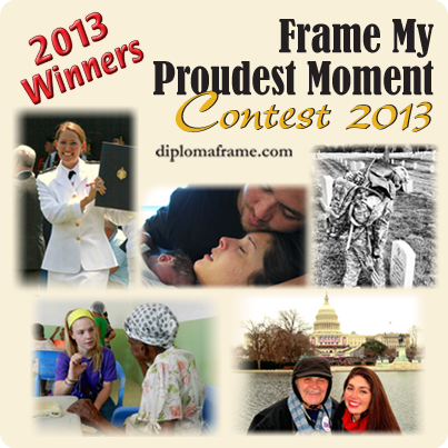5 Winners of the 2013 Proudest Moment Contest