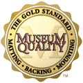 Museum Quality Seal