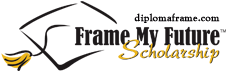 Frame My Future Scholarship Contest
