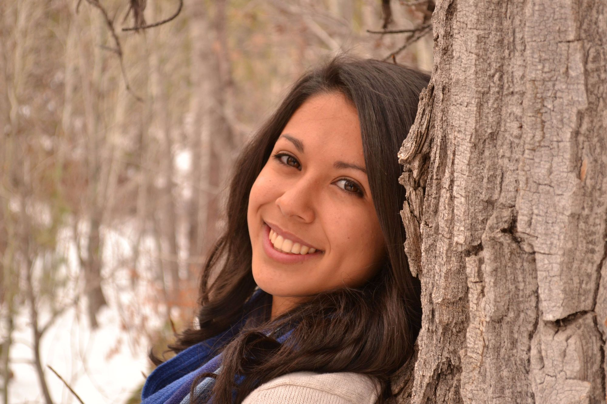 Rachel Punzalan - Finalist in the 2014 Frame My Future Scholarship Contest