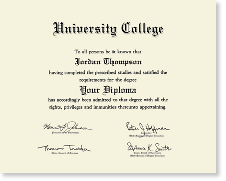 Design Your Frame Custom Document Frames Diploma Frames