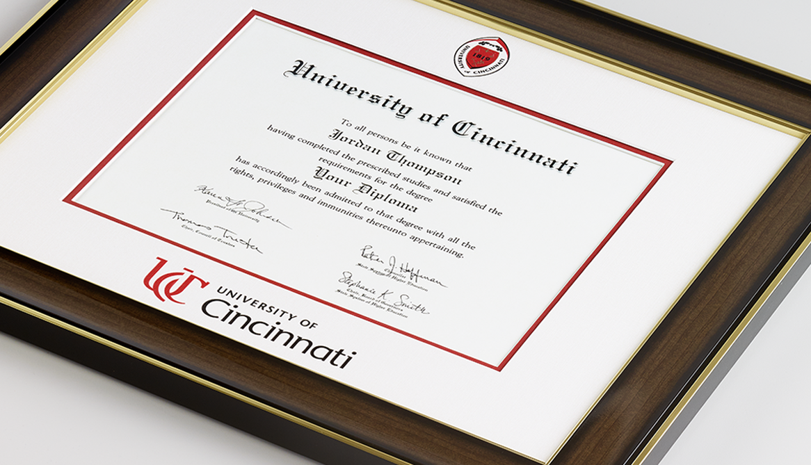 dimensions diploma frame by church hill classics