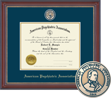 American Psychiatric Association Membership Frame