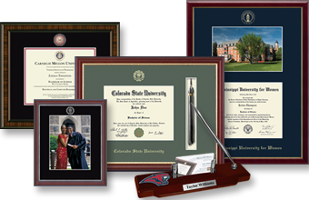 Diploma Frames and Graduation Gifts