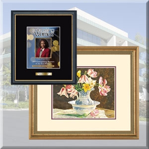 Custom Framing for Businesses