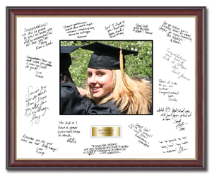 specialty high school graduation frames and gifts