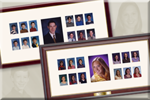 School Memory Keepsake Frames and Gifts