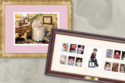 New Baby and Baby Shower Frames and Gifts