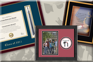 Graduation Frames and Gifts