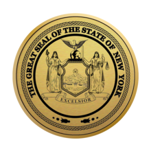State of New York Seal