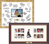 Special Occasion Frames & Gifts - Autograph Frames