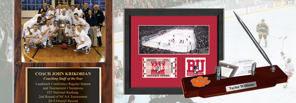Athletic Framing and Gifts