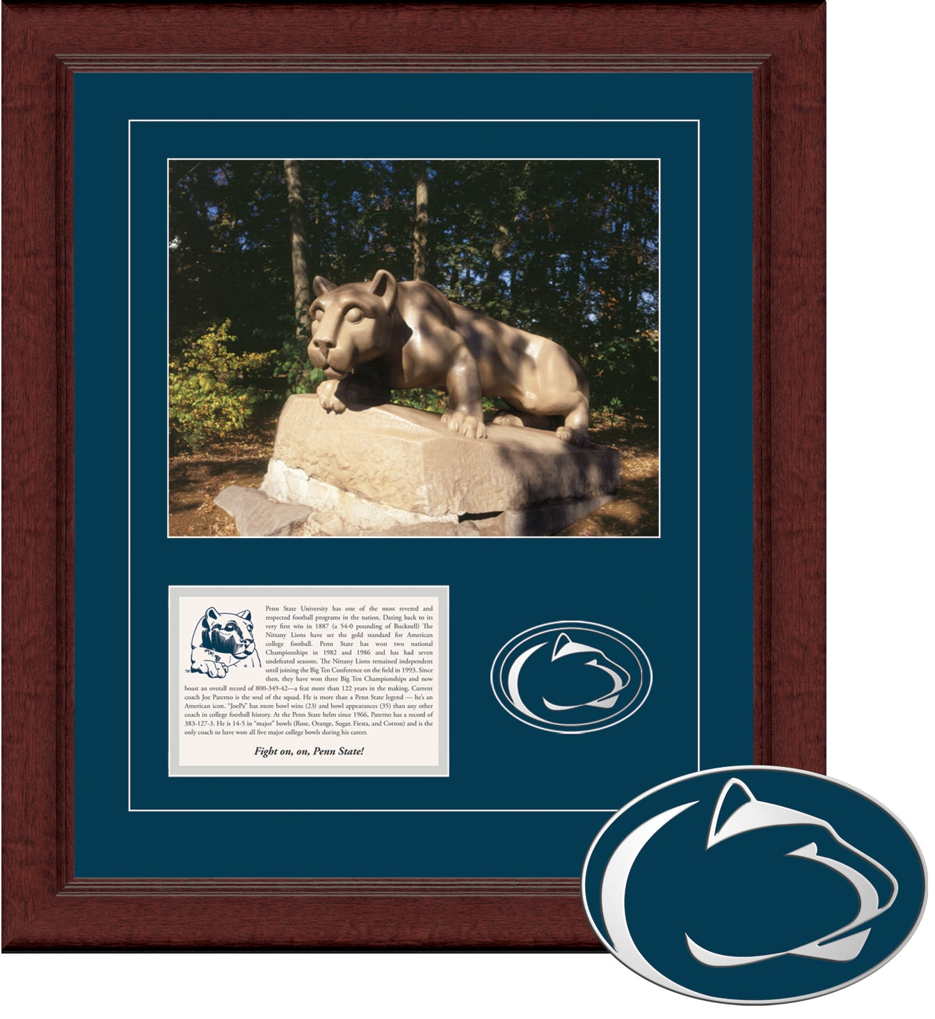 Dynasty Frame - Pennsylvania State University