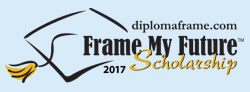 Frame My Future Scholarship Contest 2017 - Church Hill Classics