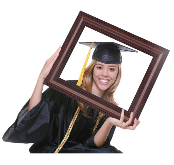 Frame Your Graduate Photo Contest