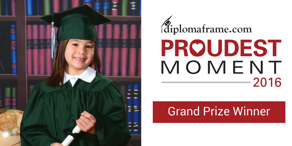 grand prize winner for proudest moments 2016