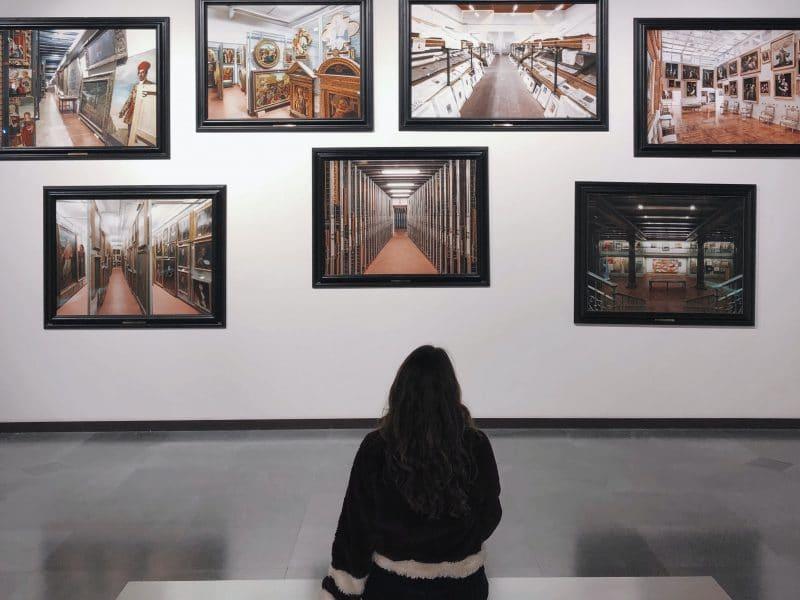 history of frames