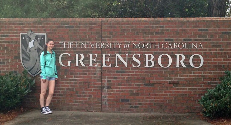 university of north carolina greensboro campus photo