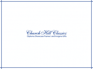 Church Hill Classics / Diplomaframe.com