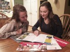 mother-and-daughter-studying