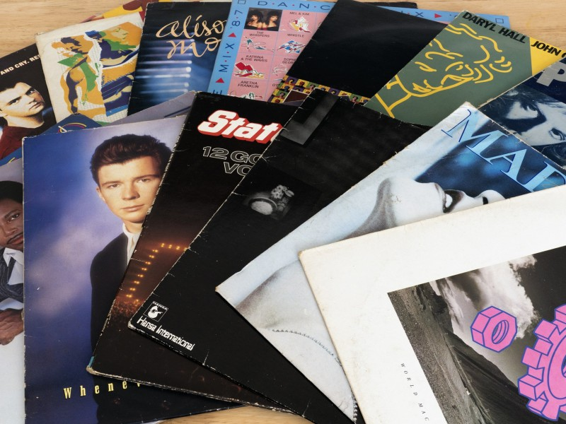 Framing Your Record Album Covers and Records - CHC Blog