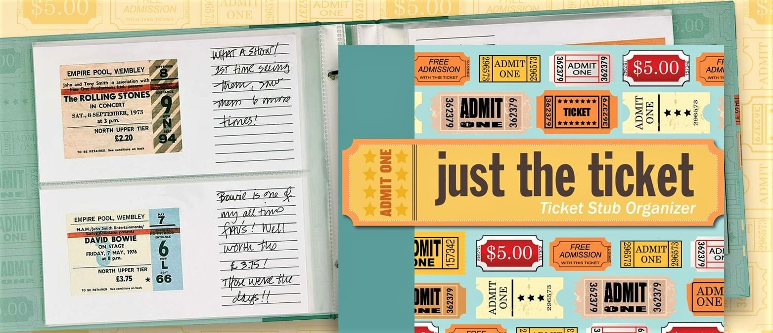 Just-the-ticket-book