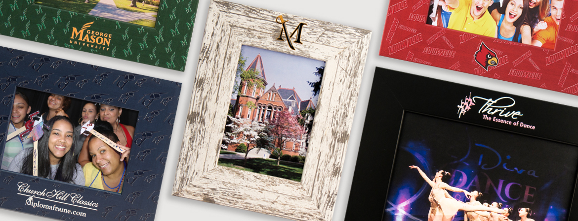 Custom Logo Photo Frames in Bulk – Church Hill Classics