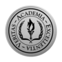 Academic Excellence Engraved Medallion Silver Insignia