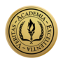 Academic Excellence Engraved Medallion Gold Insignia