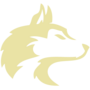 Husky Embossed Gold Insignia