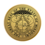 Missouri Engraved Medallion Gold Insignia