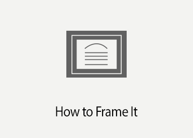 Framing Instructions