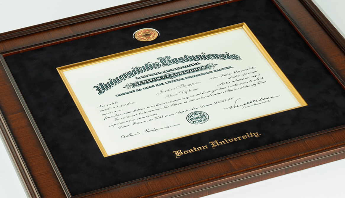 Presidential Diploma Frames Church Hill Classics
