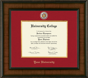 college or university diploma - Document Frames