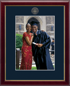 "5"" x 7"" - Embossed Photo Frame in Galleria"