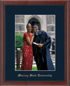 Gold Embossed Photo Frame in Signet