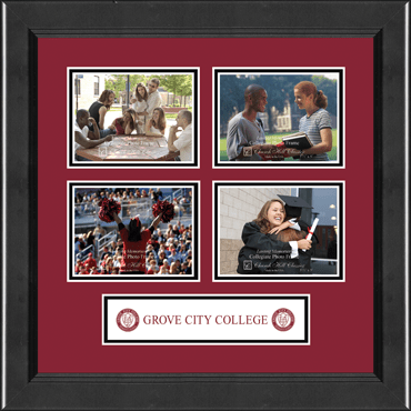 Lasting Memories Quad Collage Photo Frame in Arena