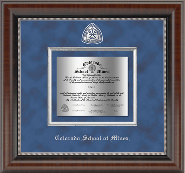 Presidential Masterpiece Diploma Frame in Chateau