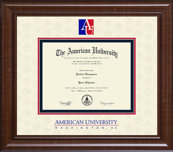 Dimensions Plus Diploma Frame in Prescott